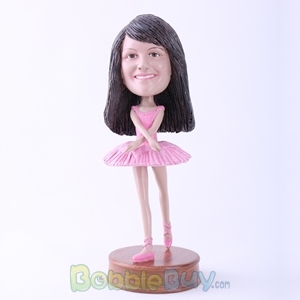 Picture of Ballet Woman Bobblehead