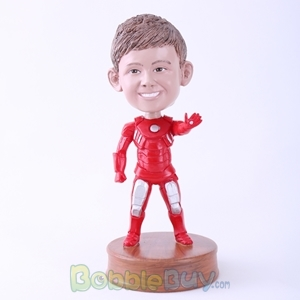 Picture of Ironman Boy Bobblehead