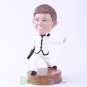 Picture of Kungfu Boy Bobblehead