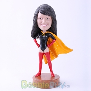 Picture of Ms. Marvel Bobblehead