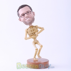 Picture of Skull Man Bobblehead