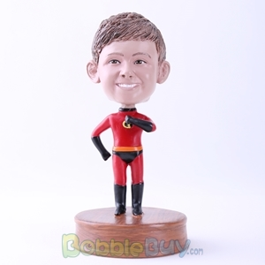 Picture of The Incredibles Son Bobblehead