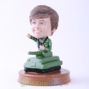 Picture of Tank Man Bobblehead