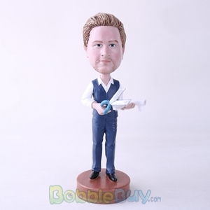 Picture of Tailor Bobblehead