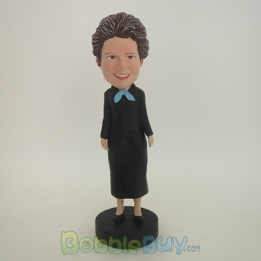Picture of Black Dress Mother Bobblehead