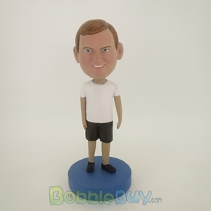 Picture of Big Boy Ready For Sports Bobblehead