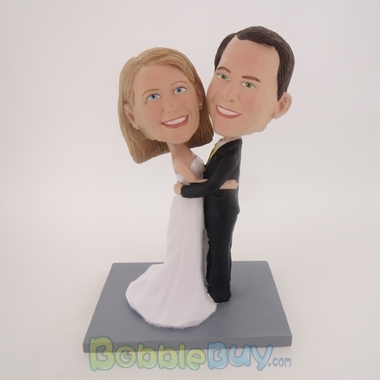 Picture of Dancing Couple Wedding Bobblehead