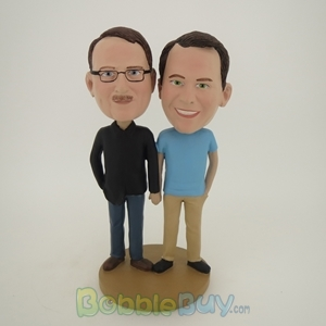 Picture of Same Sex Couple Bobblehead