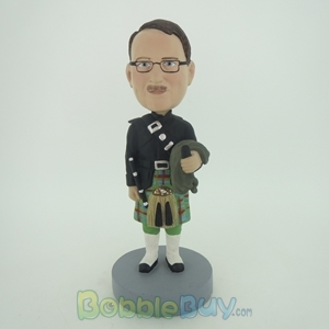 Picture of English Group Police Officer Bobblehead