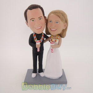 Picture of Singing Fun Couple Bobblehead