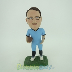 Picture of Football Player Bobblehead