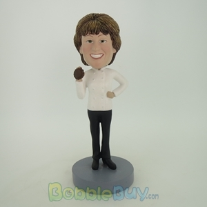 Picture of Cooking Woman Bobblehead