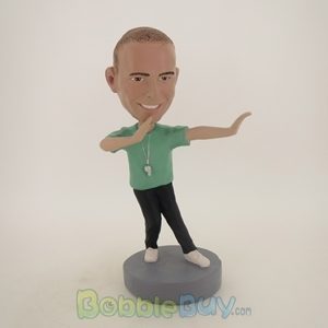 Picture of Football Referee Bobblehead