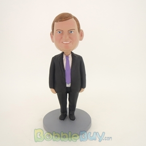 Picture of Fatter Business Man Bobblehead