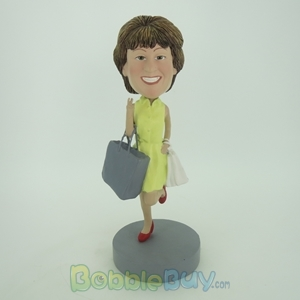 Picture of Shopping Mother Bobblehead