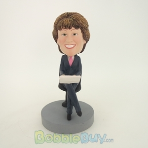 Picture of Working Woman Bobblehead
