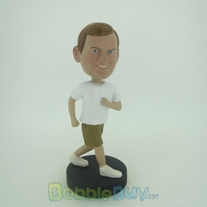 Picture of Jogging Man Bobblehead