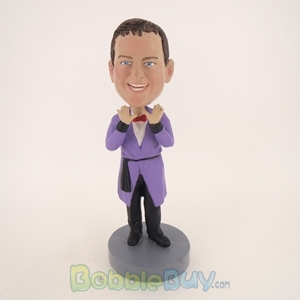 Picture of Magician Man Bobblehead