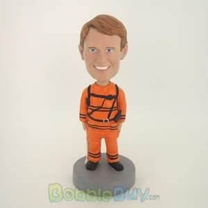 Picture of Rescue Worker Man Bobblehead